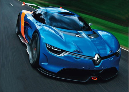 Renault resucitará al Alpine en su 50 aniversario