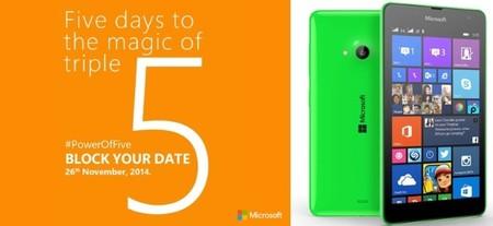 Este miércoles 26 se lanzaría el Lumia 535 en India, ¿señal de un pronto lanzamiento en otros países?