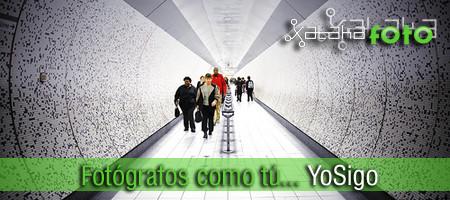 "Fotógrafos como tú... José Javier ""Yosigo"" Serrano"