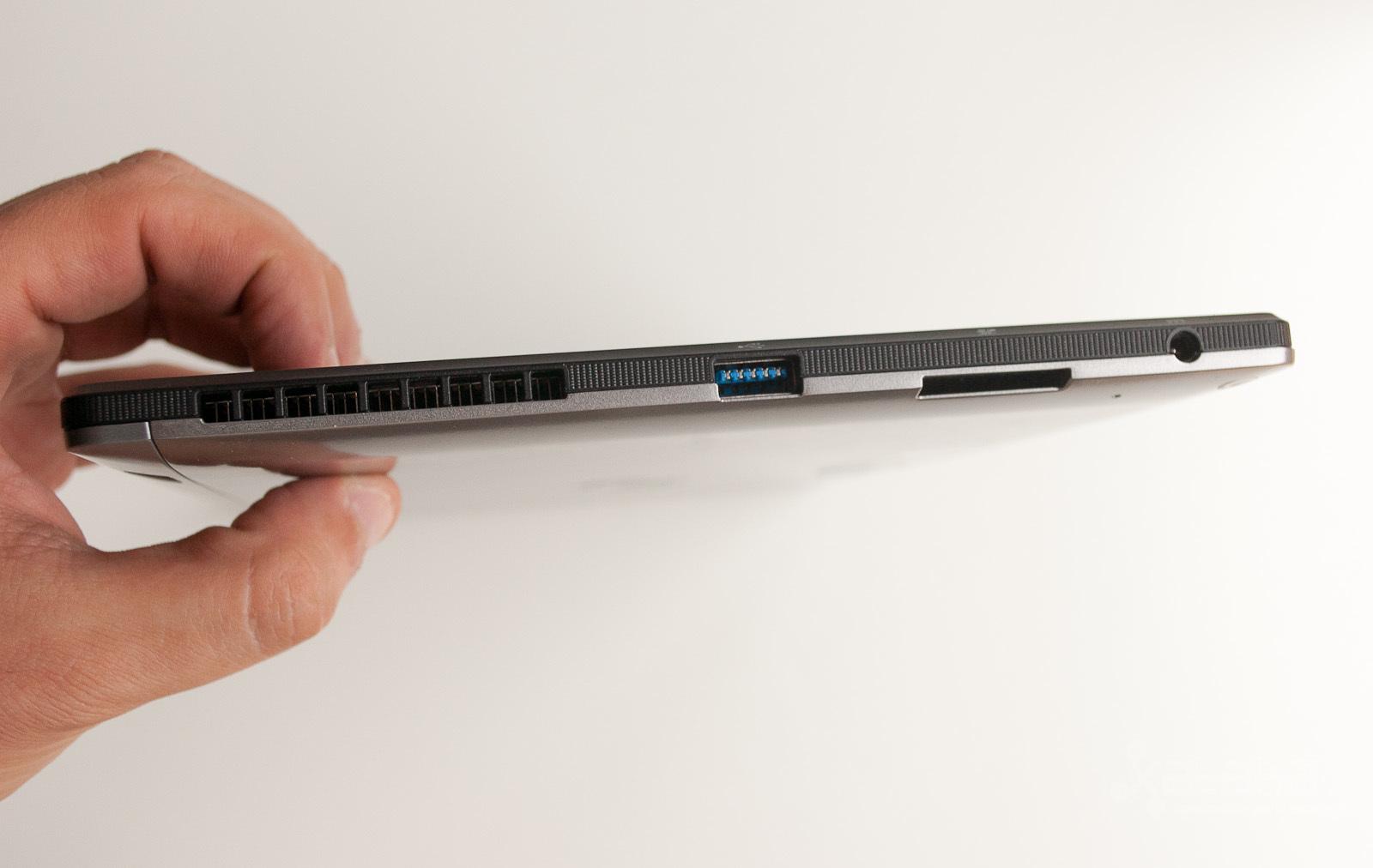 Foto de Fujitsu Stylistic Q702, análisis (20/27)