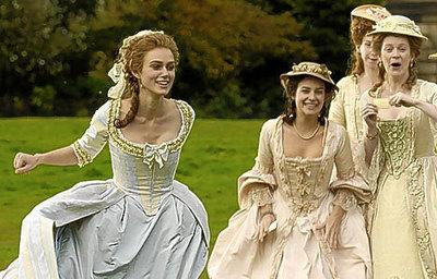 Oscars 2009: mejor vestuario para 'La duquesa'