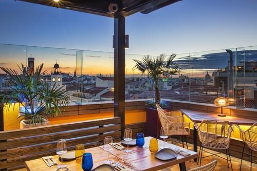 Las 17 mejores terrazas para ir de tapas por Madrid este verano 2019