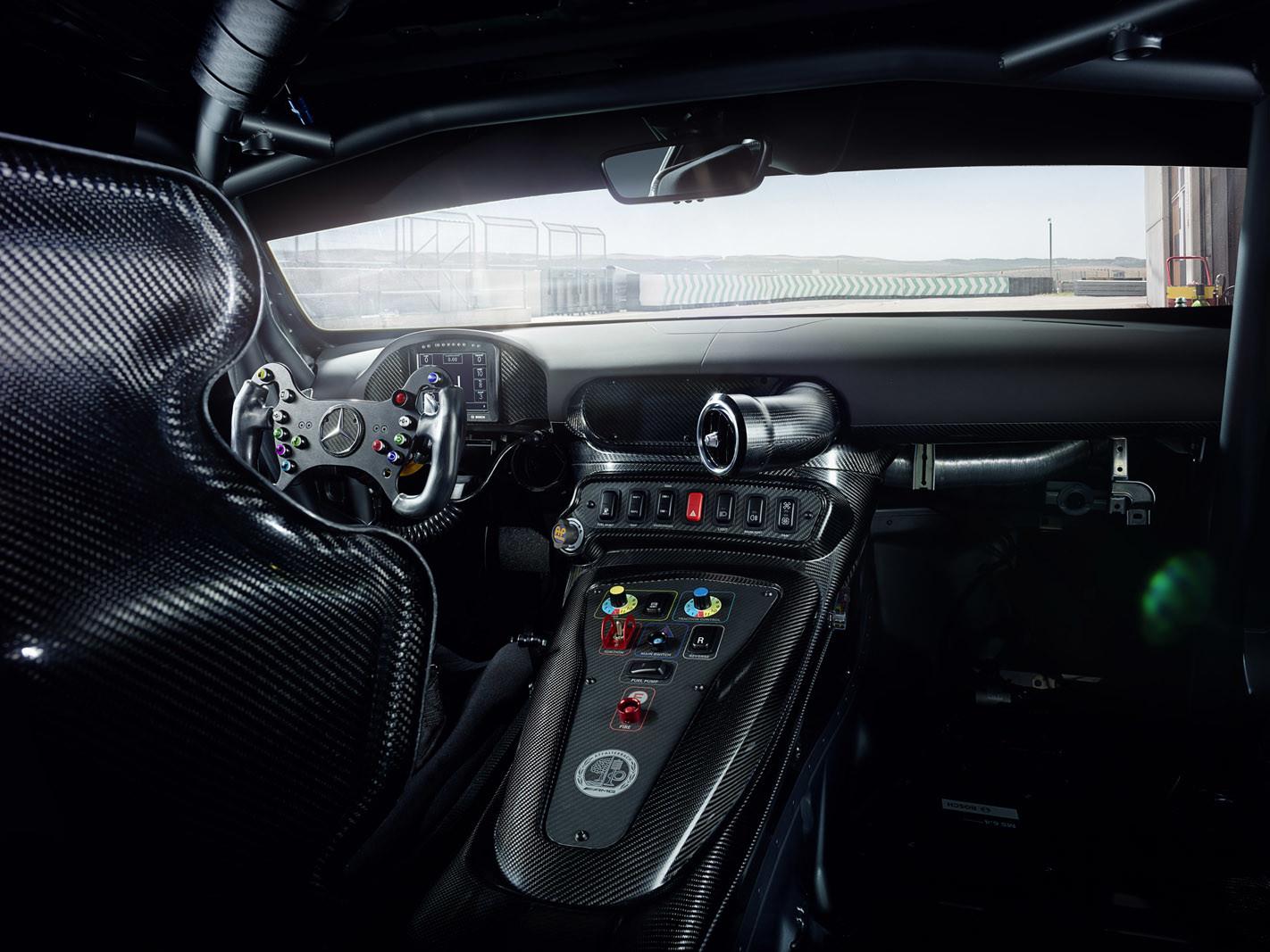 Foto de Mercedes-AMG GT4 (9/14)