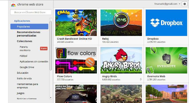 Chrome 33 para Windows sólo permitirá instalar extensiones desde Chrome Web Store
