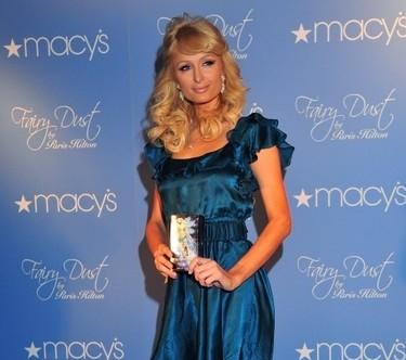 Paris Hilton presenta nueva fragancia