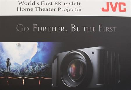 JVC 8K