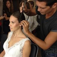 Jessica Bueno se viste de novia más <em>in love</em> que nunca