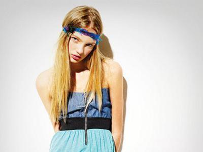 Lookbook Berskha Primavera 2010: la moda joven que quieres vestir ya