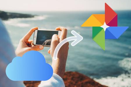 Apple ahora permite exportar todas tus fotos y vídeos de iCloud a Google Fotos: así puedes hacerlo