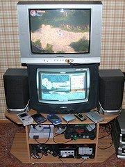Inventos caseros, GameCube DS