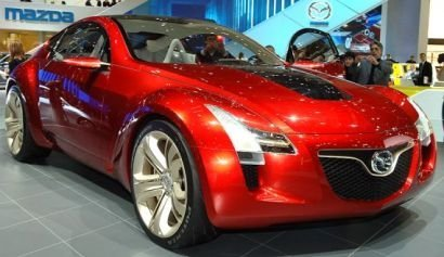 Mazda Kabura Concept en Ginebra