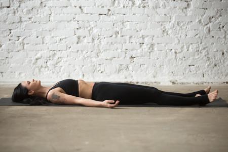 Yoga Embarazo Savasana