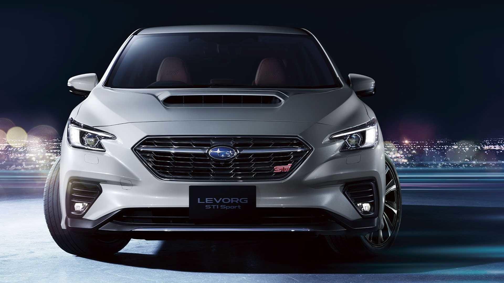 Foto de Subaru Levorg 2021 (5/17)