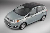 Ford C-Max Solar Energi - híbrido con energía solar
