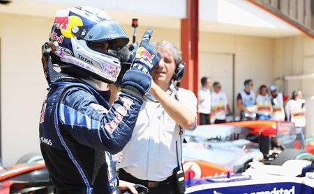 GP de Europa 2010: Se acabaron las sorpresas con otra pole de Sebastian Vettel y dominio de Red Bull en clasificación