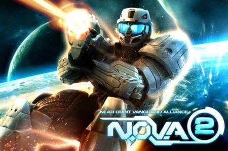 N.O.V.A 2, ¡Ya disponible en la App Store!