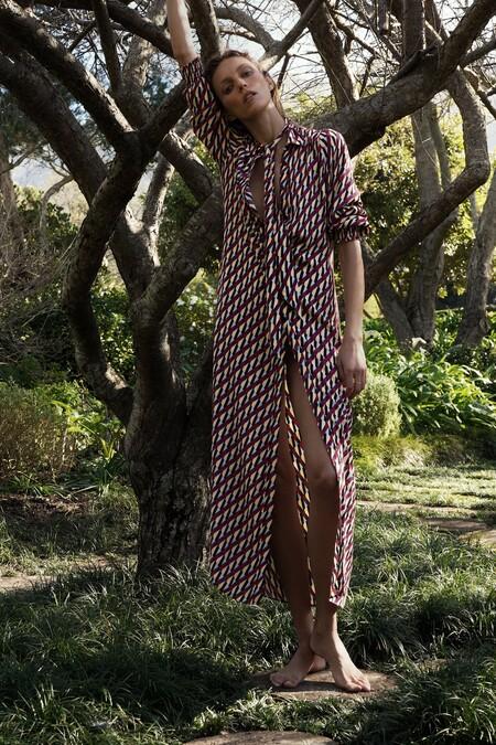 Vestido Zara Rebajas 2021 01