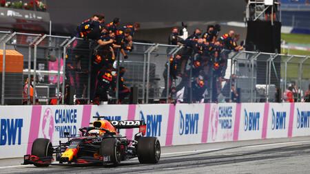 Verstappen Estiria F1 2021