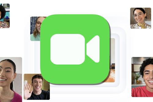 Novedades en FaceTime en iOS 15: llamadas en Android, modo retrato, aislamiento de voz, enlaces y mucho más