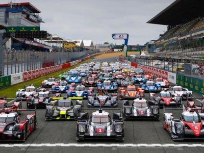 Estos son los autos con los que Audi, Porsche y Toyota buscarán conquistar las 24 horas de Le Mans 2016