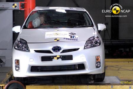 Toyota Prius - EuroNCAP