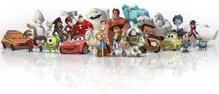 El sandbox 'Disney Infinity' presentado oficialmente