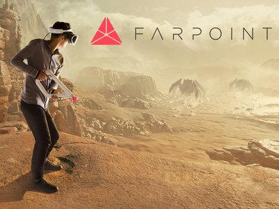 Aquí tienes los primeros 21 minutos de juego de Farpoint