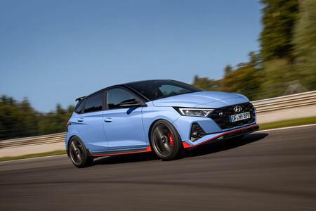 Nuevo Hyundai i20 N: un utilitario de 204 CV inspirado en el WRC para rivalizar con el Ford Fiesta ST