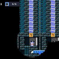 Para pasarte este nivel de Super Mario Maker 2 tienes que adivinar un número de 8 dígitos