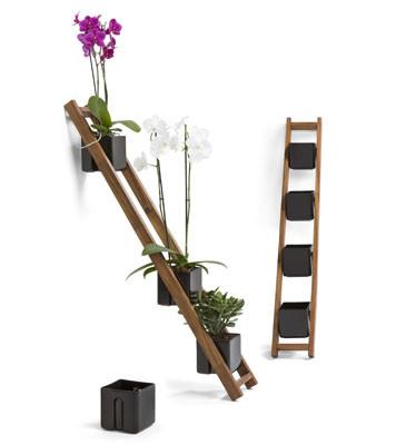 Kikku macetero en forma de escalera - Jardineras en escalera ...