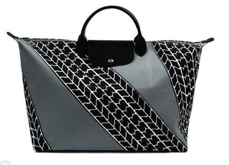 El bolso Le Pliage de Longchamp diseñado por Jeremy Scott para FW 2010/2011