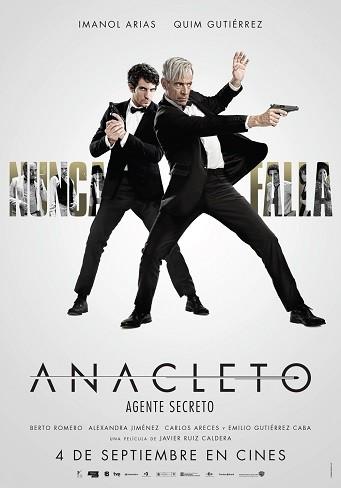 'Anacleto: Agente Secreto', tráiler final y cartel de la adaptación del tebeo