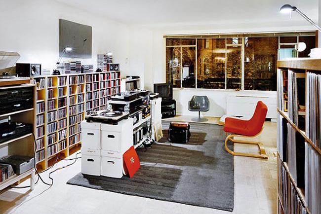 Habitaciones DJ 1