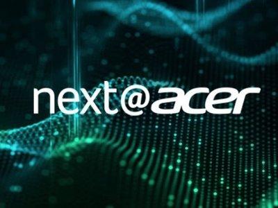 Acer: presentación oficial en directo y en vídeo