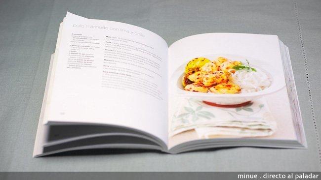 interior libro 200 recetas bajas en grasa