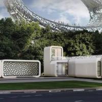 ¿Buscas un edificio de oficinas? imprímetelo en 3D