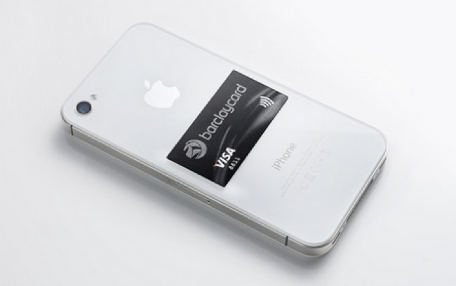 iPhone contactless