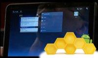 Google muestra Android Honeycomb y Google Maps 5 en una tablet Motorola