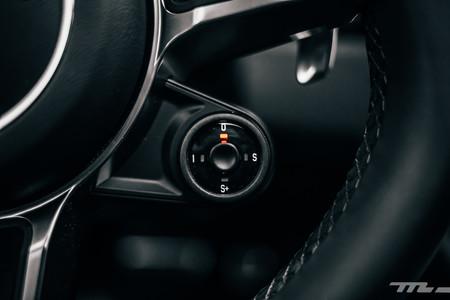 Porsche Cayenne S selector de modos