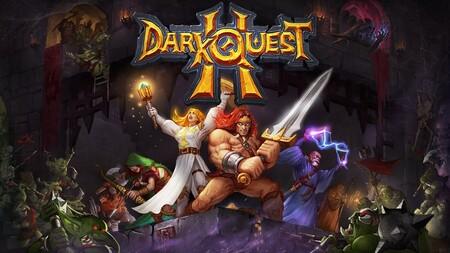 Dark Quest 2, el RPG por turnos basado en Hero Quest que emula a las partidas de tablero
