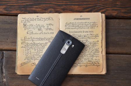 Comienzan los rumores del LG G5: lector de huellas, escáner de iris, presentado en Febrero