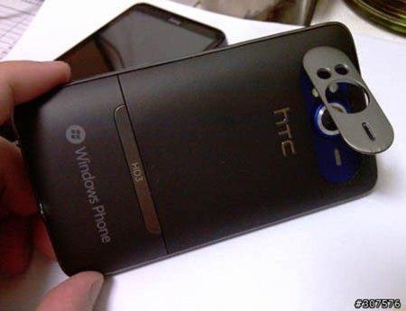 HTC HD7 en imágenes reales, ¿pasa a llamarse HTC HD3?