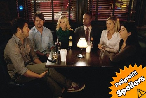 "'Happy Endings' encuentra su punto definitivo ""Ah-Mah-Zing"""