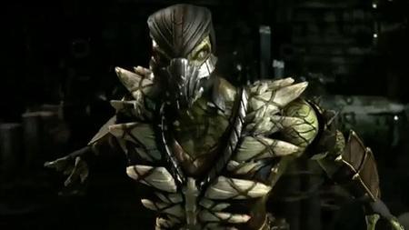 Reptile regresa a Mortal Kombat X