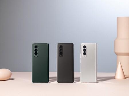 Samsung Galaxy Z Fold 3 Oficial Disponibilidad Precio Colores