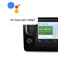 Google Assistant llega a Android Auto