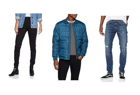 5 chollos en tallas sueltas de pantalones, chaquetas y camisas de marcas como Pepe Jeans o Lee en Amazon