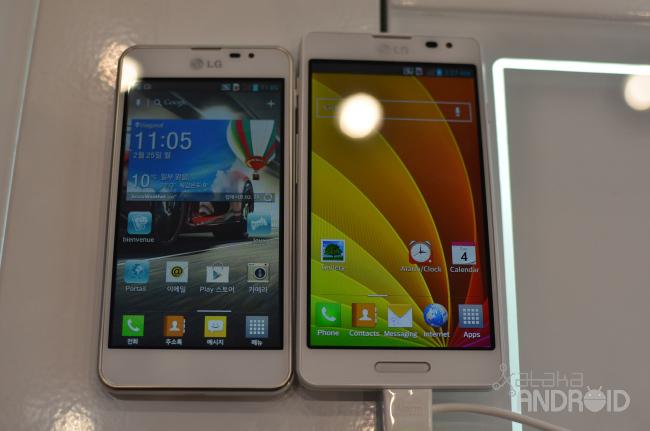 Foto de LG Optimus F5 y F7 (8/17)