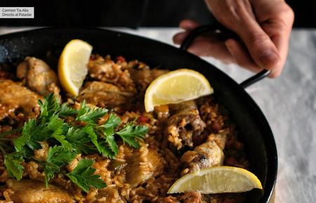 Receta de arroz con pollo: un plato único insuperable