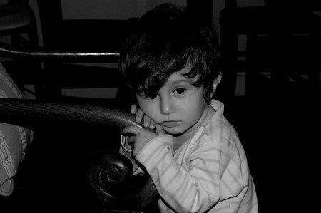 Depresión infantil: factores de riesgo individuales